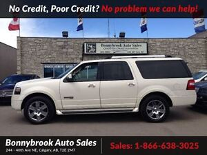 2008 Ford Expedition Max Limited LEATHER NAVIGATION BACKUP CAMER