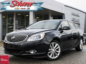 2014 Buick Verano LEATHER 1 OWNER TRADE