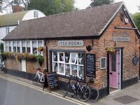 Part time weekday waiting staff required - Riverside Tea Room, Eynsford