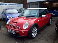 MINI COOPER S 1.6 SUPERCHARGED SUPERB ORIGINAL CONDITION JAN 2018 MOT