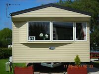 BUTLINS MINEHEAD PRIVATE CARAVAN FOR HIRE INCLUDING UP TO 8 FREE BUTLINS PASSES.