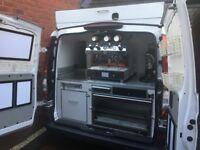 Mercedes Vito 'Premium Mobile Cafe' Coffee Van