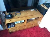 TV Unit Console with drawers - Clapham Junction