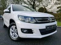 Dec 2012 Volkswagen Tiguan BMT 2.0 TDI 4motion 4x4, Sat-Nav, Heated Seats, Park Plus! FINANCE! FSH!