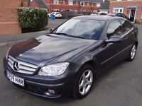 Mercedes-Benz Clc Class 1.8 CLC180 Kompressor SE 2dr VERY LOW MILES ONLY 40K FROM NEW