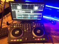 Numark Dj controler MP3 usb mixer