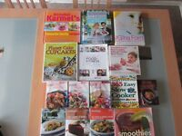 Cookery book collection
