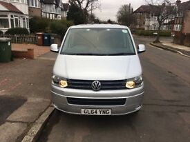 Volkswagen transporter 2015 with PCO Licences 9 seaters