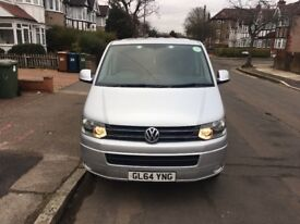 PCO car Volkswagen transporter 2015 with PCO Licences 9 seaters