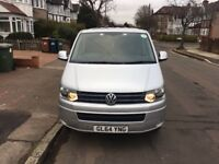 Volkswagen transporter shuttle 2015 with PCO Licences 9 seaters