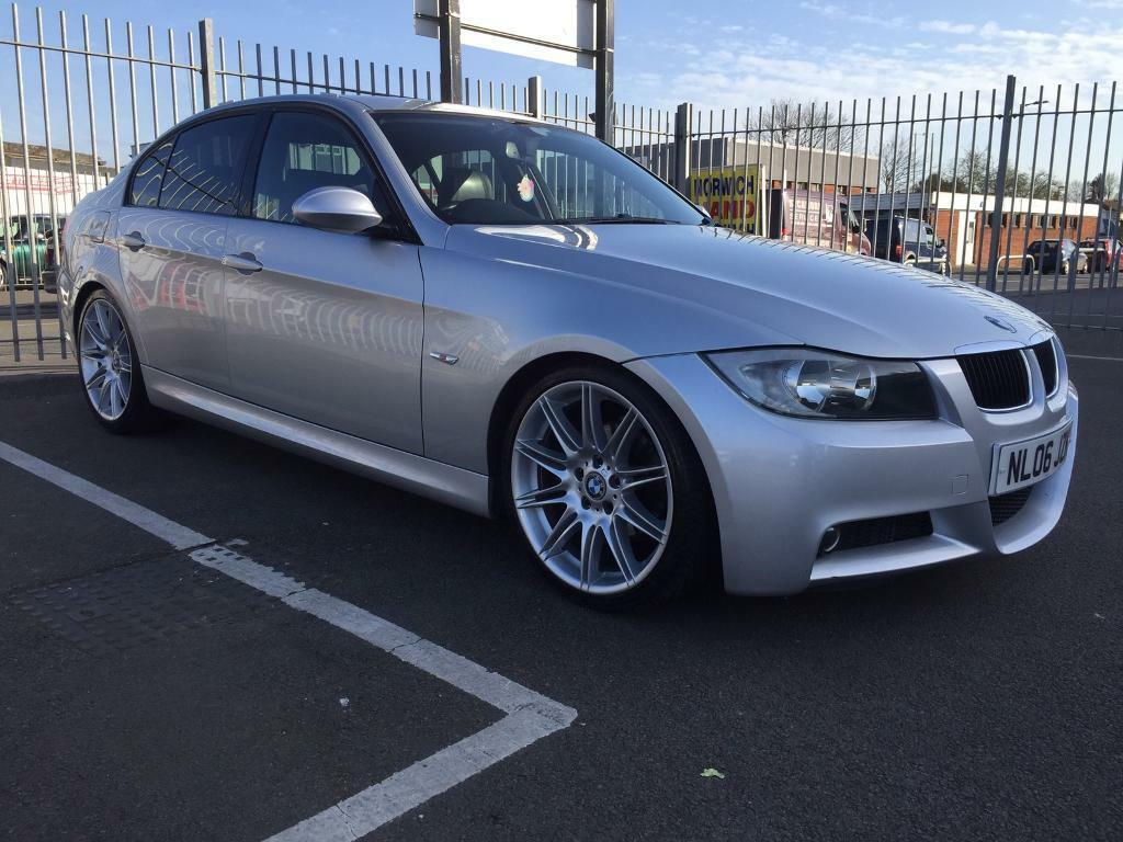 bmw e90 320d m sport automatic in norwich norfolk gumtree. Black Bedroom Furniture Sets. Home Design Ideas