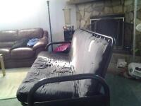 Futon and mattress for sale
