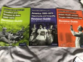 GCSE History revision guides