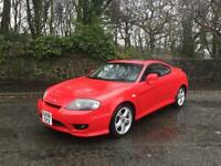2006 56 HYUNDAI COUPE SE ** ONLY 50000 MILES