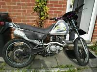 Suzuki Dr 125 Road reg 125cc enduro motocross mx sx pit bike off road legal £730 250cc yz crf rm kx