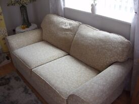 M&S Two seat Settee.