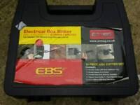 Electric box sinker