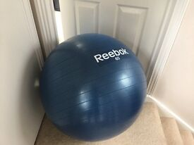 Reebok exercise gym ball