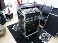"Citronic Professional DJ/Band Mobile 19""Rack Unit"