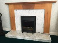 **PRICE DROP**fireplace