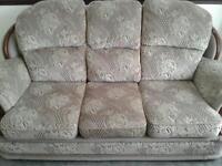 3 seater sofa + 2 single sofa