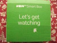 NOW TV box £5