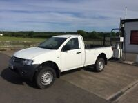 15 Mitsubishi L200 4 Life Single Cab Pick Up