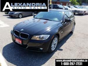 2011 BMW 3 Series 323i certified 92 km