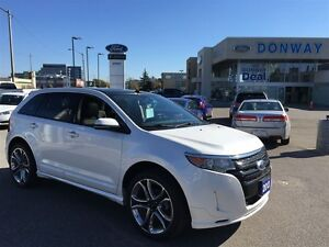 2013 Ford Edge Sport |UPGRADED RIM AND TIRE|NAVI|SUNROOF|