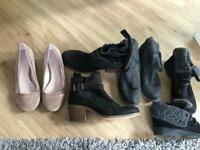 Boot and shoes size 5-6