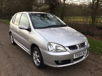 2004 54 ROVER CITY ROVER 1.4 PETROL 5 DOOR HATCHBACK ONLY 48000 MILES LONG MOT