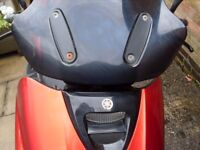Yamaha 125 cc scooter / moped full mot no advisories ride away !! PRICE REDUCED !! space needed