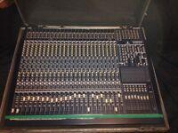 Berringer mx8000A Eurodesk