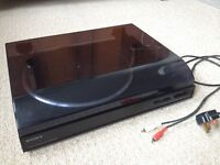 Sony Automatic Turntable Stereo System PS-LX150H