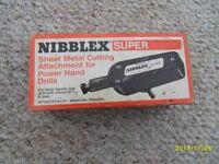 Nibblex Super Power Sheet Metal Cutter