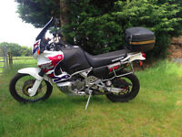 Honda Africa Twin XRV 750, Genuine Low Mileage, Many Extras, Excellent Example
