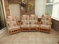 wicker style conservatory furniture