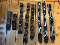 Fender Guitar Straps - New / Excellent Condition - *Courier Delivery*