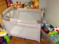 GRACO Classic Electra baby travel cot