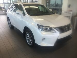 One Owner, Local Trade, PST PAID! Lexus Certified Pre-Owned Veh