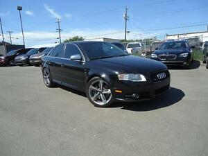 2006 Audi S4 V8 AWD 340Hp NAV 6 Speed