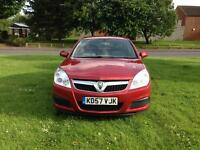 Vauxhall vectra 2007 full service history 2 keys hpi clear excellent drive