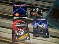 Final destination dvds