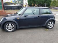 2006 MINI ONE 1.6. 1 OWNER .LONG MOT FSH PANORAMIC ROOF LOW INSURANCE