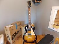 Gibson USA Les Paul Studio in Vintage Sunburst