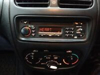 Peugeot PU-2325A (B) Radio Stereo CD Player from 206