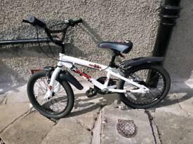 Boys bike 5-8