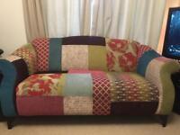 Beautiful DFS Shout sofa