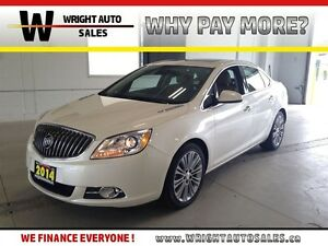 2014 Buick Verano SUNROOF LEATHER BACKUP CAM 34,120 KMS