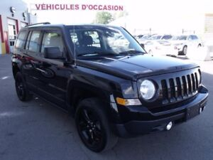 2015 Jeep Patriot Altitude+4X4+AIR+AUTO